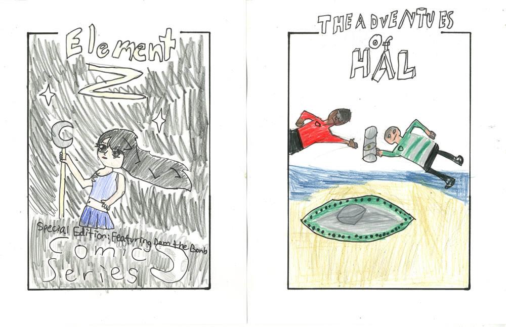 comic book creation houston monart