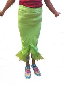 Mermaid-skirt